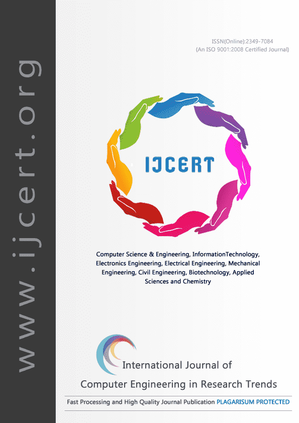 Description: IJCERT Cover Page